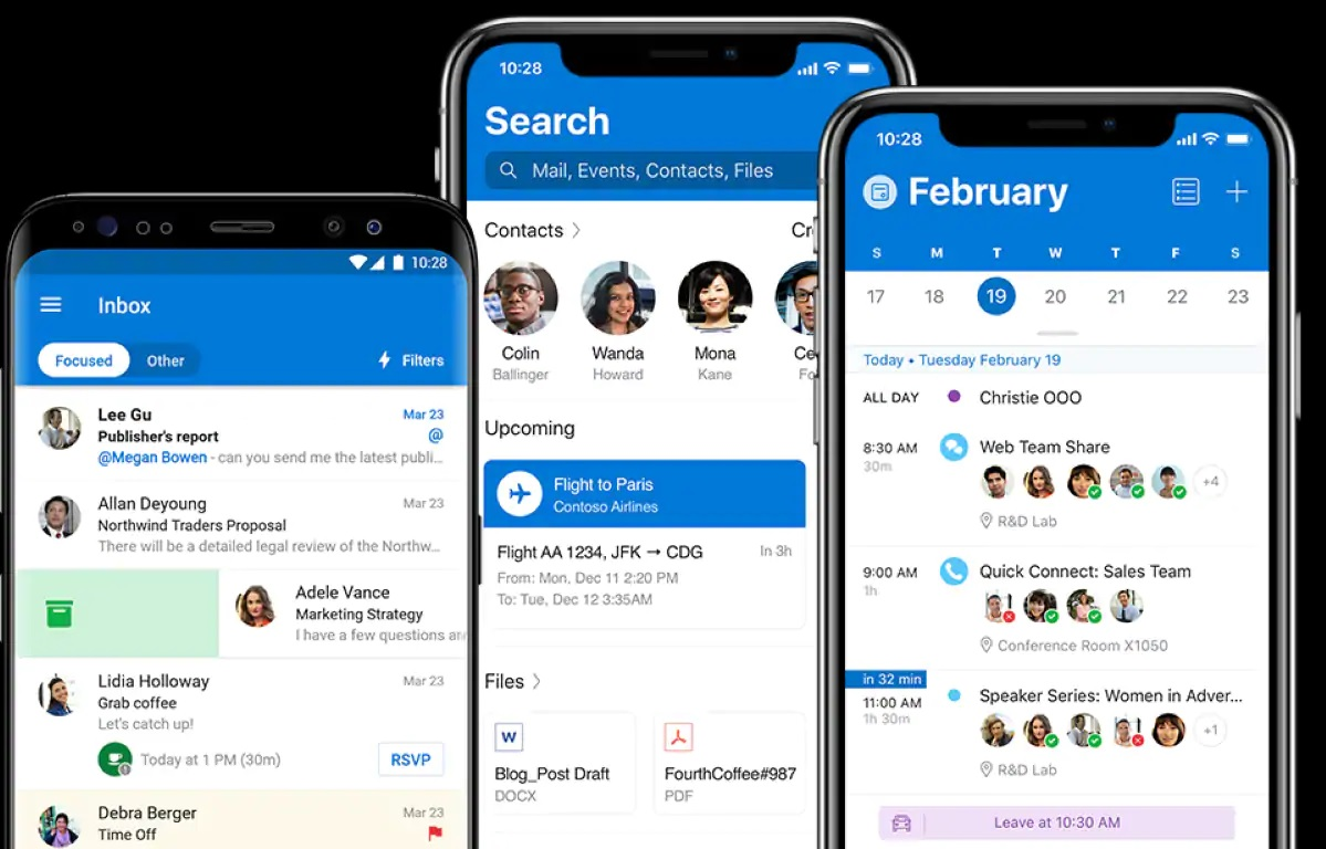 Shared Mailbox Support Soon for Outlook Mobile - Office 365